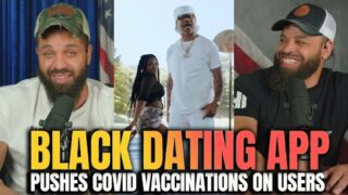 Black Dating App Pushes COVID Vaccinations On Users