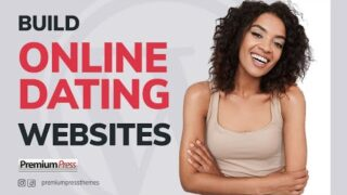 Build a  Dating Website using WordPress in less than 5 minutes!
