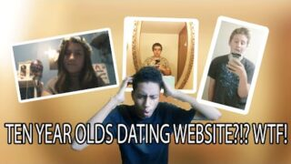 DATING website FOR 10 YEAR OLD KIDS?