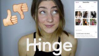 Hinge Dating App Review 👍🏼👎🏼
