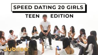 Introverted Guy Speed Dates 20 Girls | Versus 1